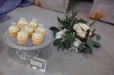 Geometric Art Sweet-Table Kuchenwunder