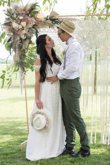 Makramee Wedding