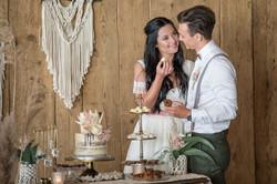 Boho wedding am Oberbauergut