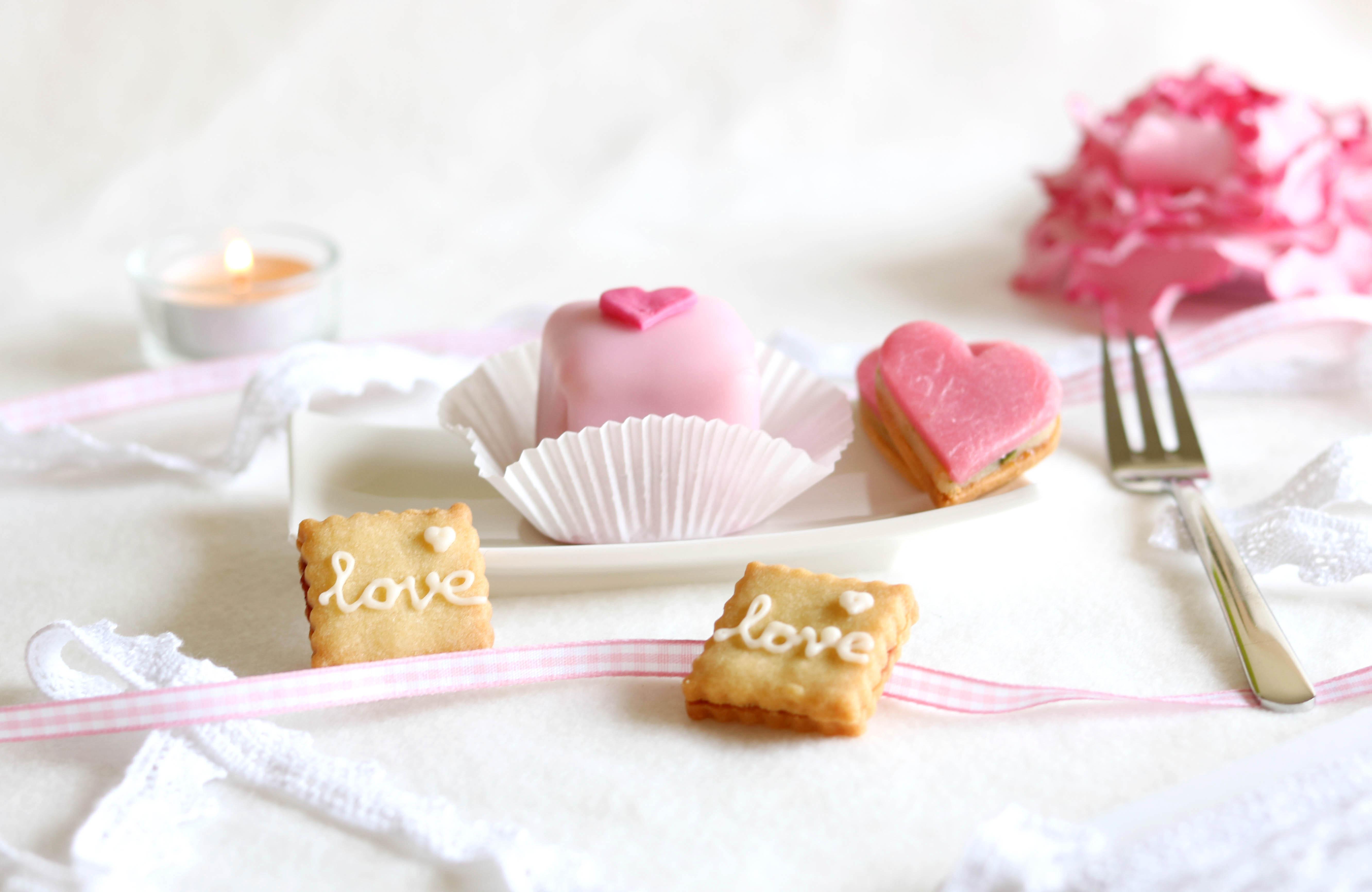 Kuchen mit Liebe