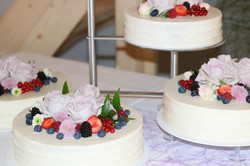 Etagere Torte