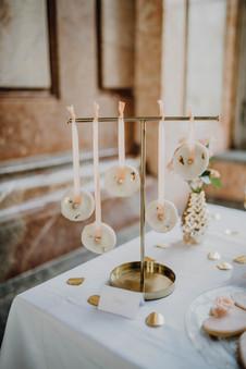 Golden Dreams Sweet-Table Kuchenwunder