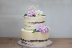 Naked Cake Love