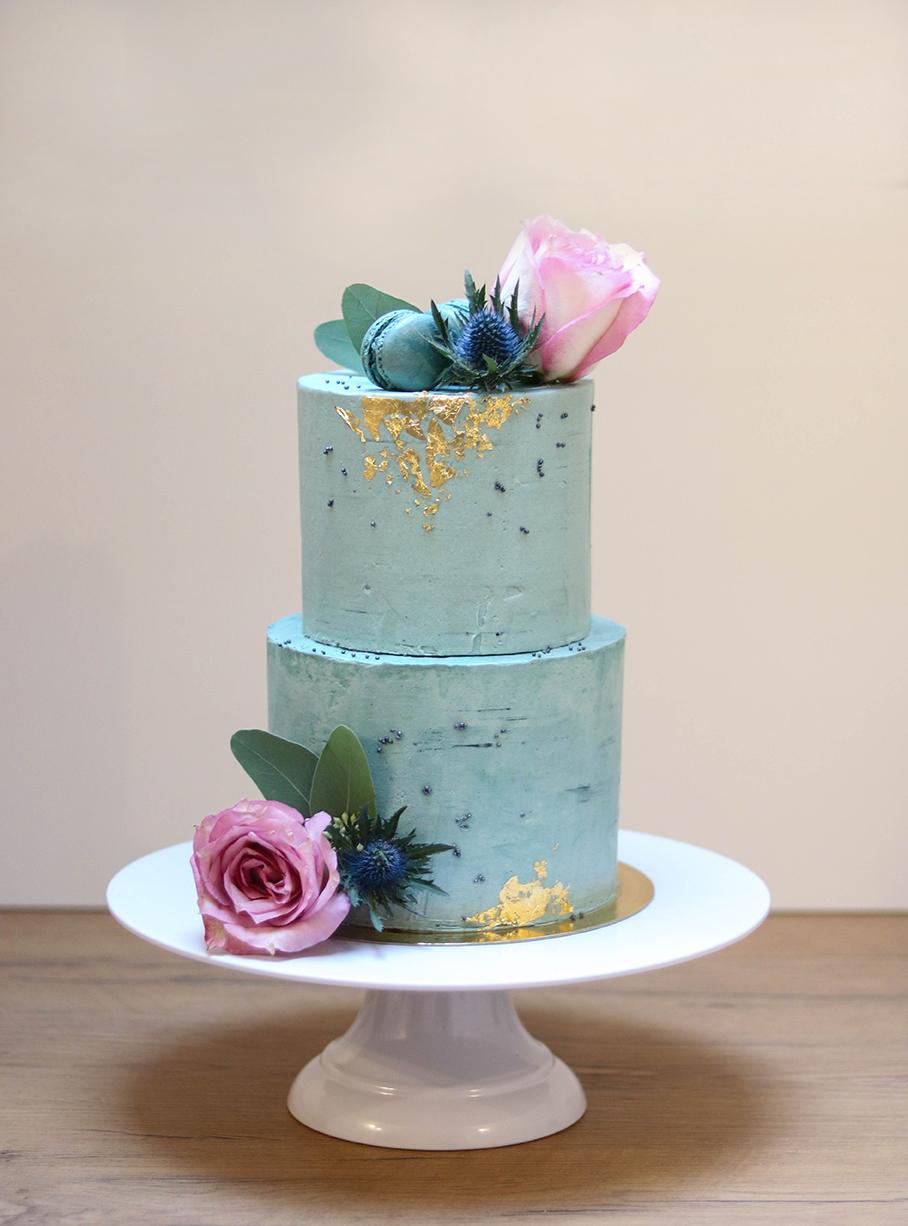 Buttercremetorte Geburtstag