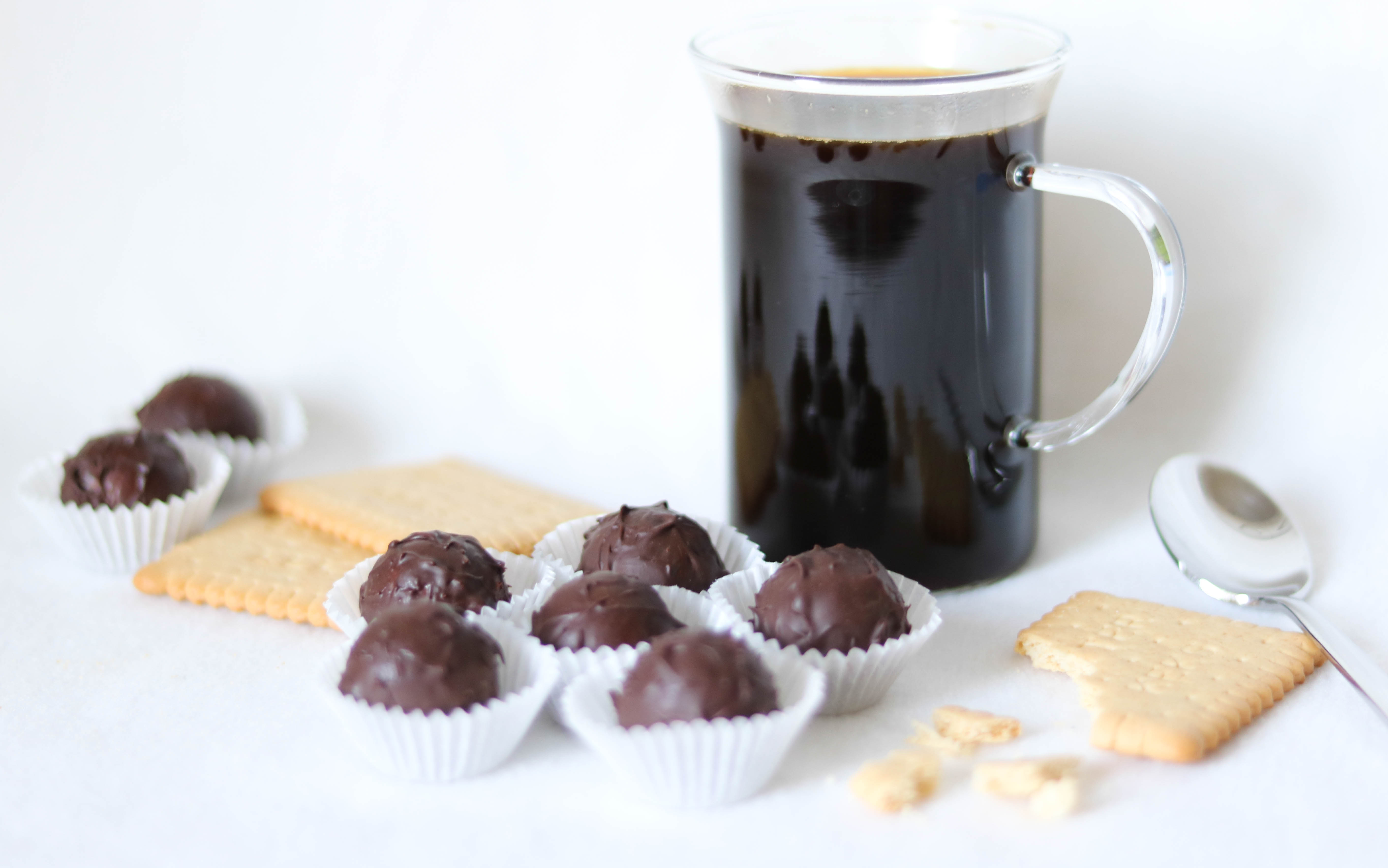 Kaffeepraline