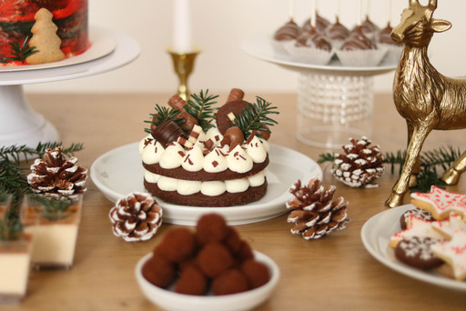 Christmas Sweet-Table Kuchenwunder