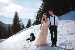 Winter Wedding Konditorei Kuchenwund