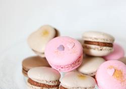 Konditorei Macarons