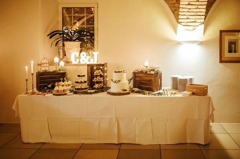 Greenery Charme Wedding Table