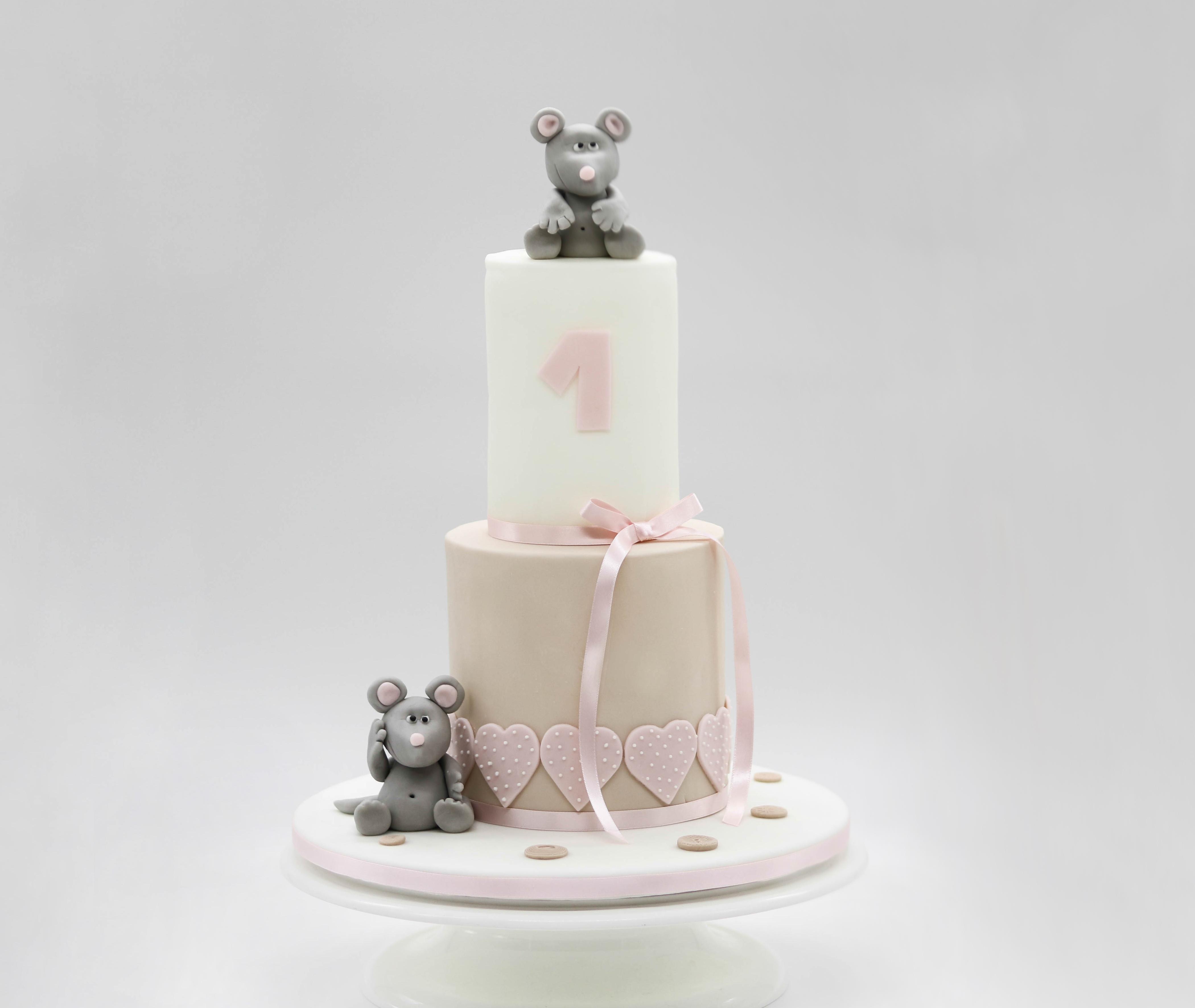 Mäuse Torte