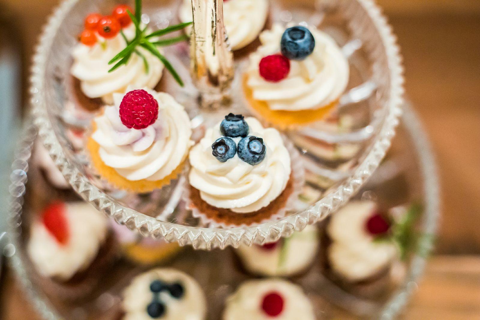 Cremecupcakes, Firmenfeier
