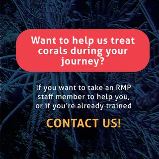 RMP Tag Hunt Communication