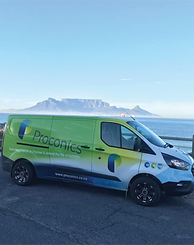 Our Drone Team visited the Cape Town offices