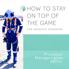 How to Stay on Top of the Game - Advice from our Leaders