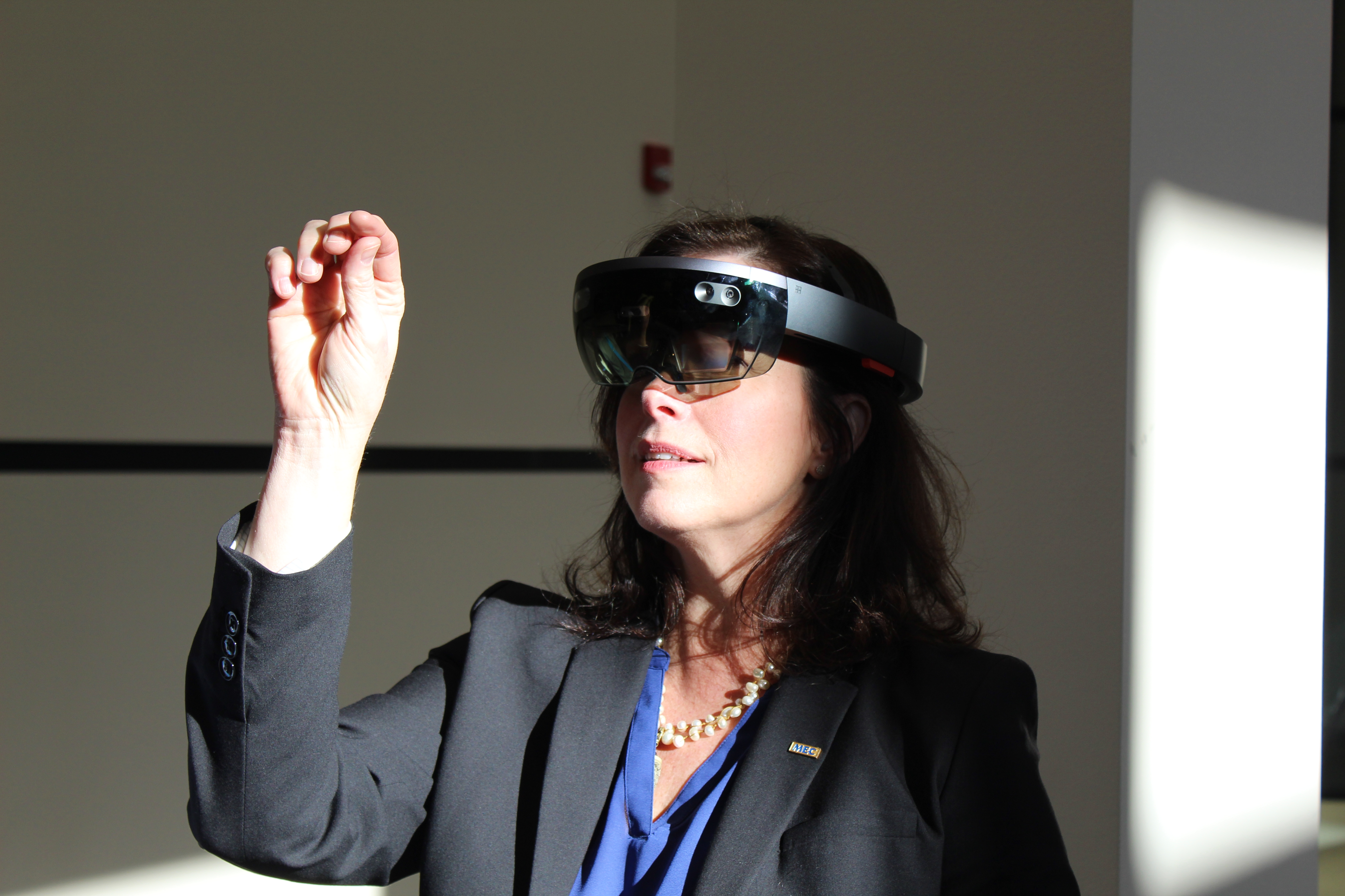 Augmented Reality Communications