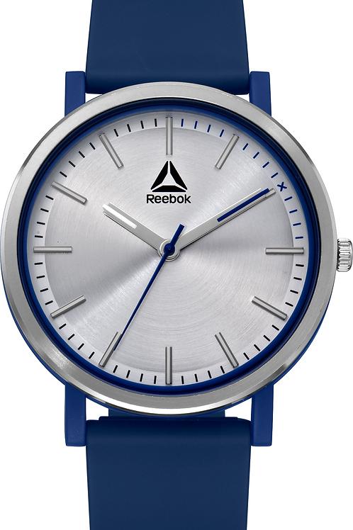 Reebok Fran silver/blue - RD-FRA-U2-PBPB-B1