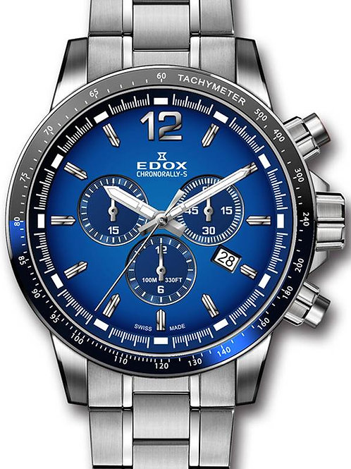 EDOX Chronorally-S ED102293NBUMBUIN front view