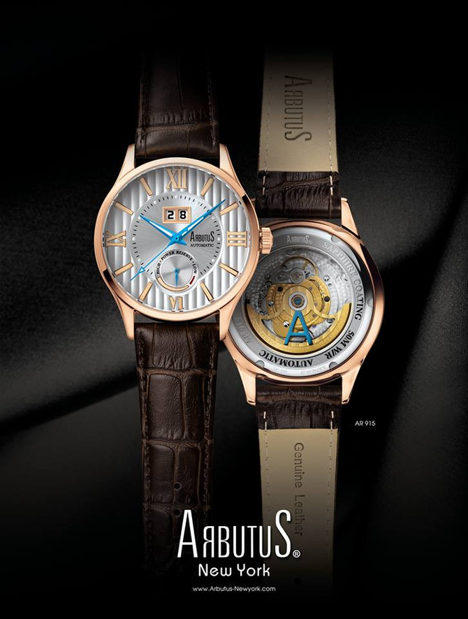 Arbutus Exclusive Power Reserve