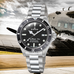 EDOX: The Paratrooper's Watch (Skydiver Collection)