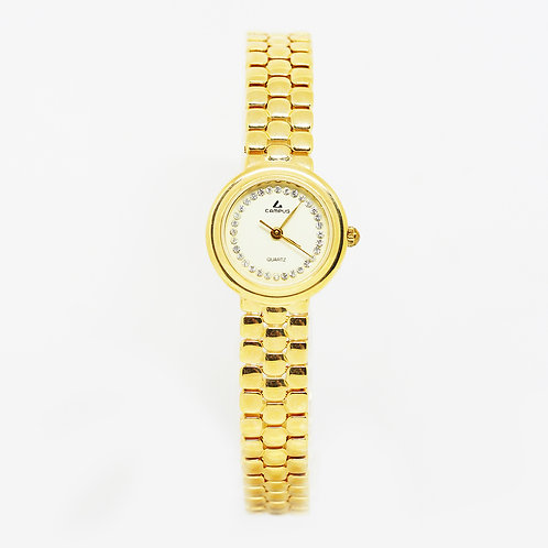CAMPUS Classic Crystal off white/gold