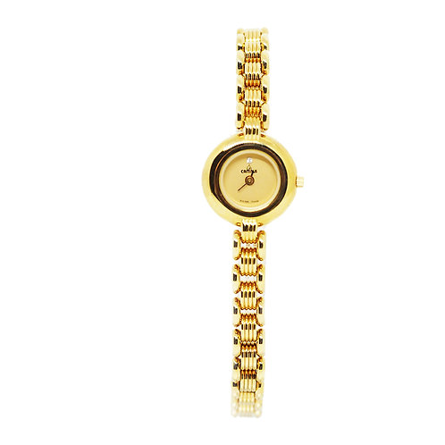 CAMPUS Classic Minimalist gold/gold 5827-THN front view