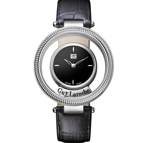 Guy Laroche transparent black GLSL5004-01