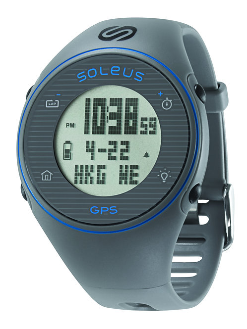 SOLEUS GPS One SG011410 front view