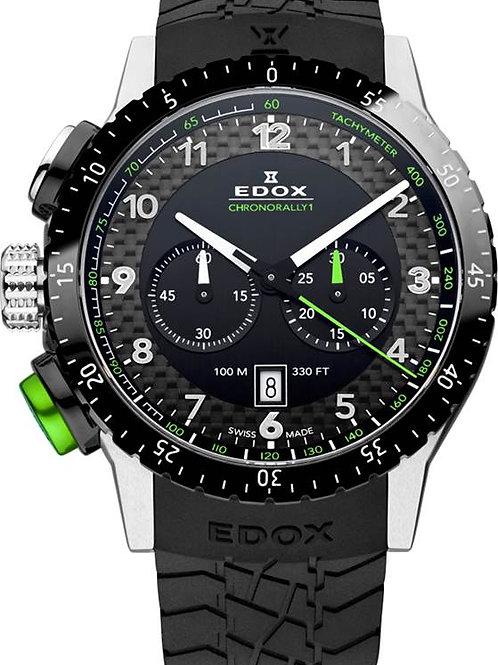 EDOX Chronorally-1 ED103053NVNV front view