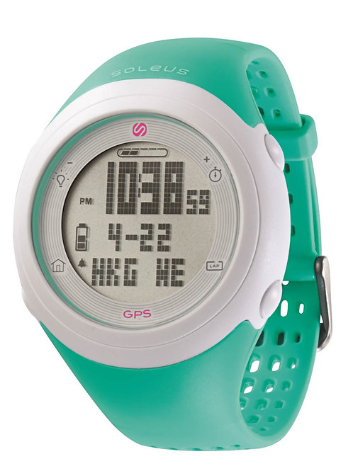 SOLEUS GPS Fly SG012345 front view