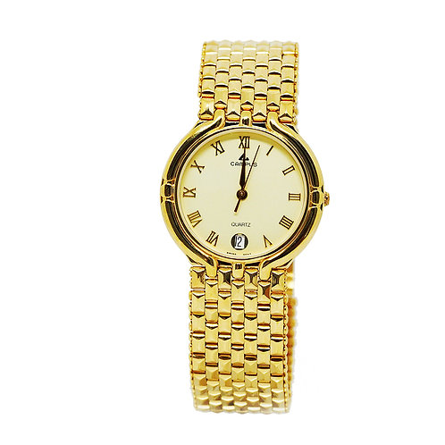 CAMPUS Classic Roman with date off white/gold CA5721 front view