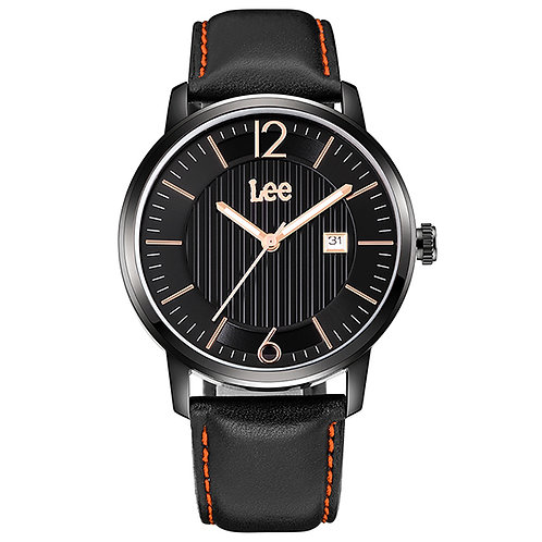 Lee 3 Hands/Date LEF-M09DBL1-1R front view