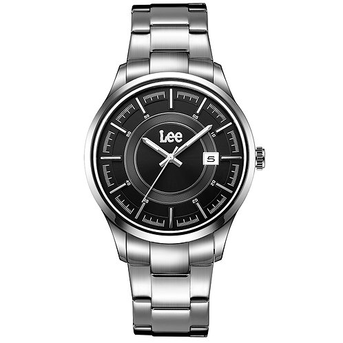 Lee 3 Hands/Date LEF-M11DSDS-1S front view