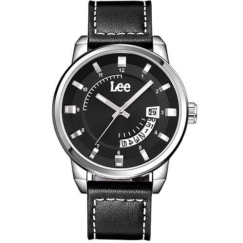 Lee 3 Hands/Date LES-M31DSL1-17 front view