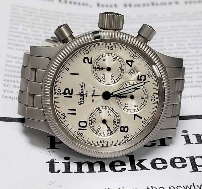 History of Hanhart- Precision in Timekeeping