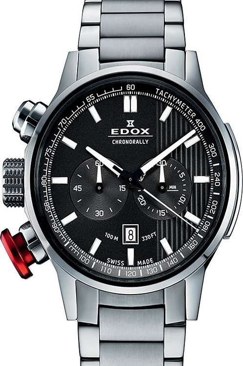 EDOX Chronorally ED103023MGIN front view