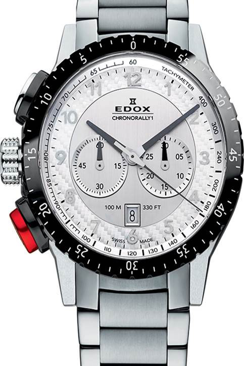 EDOX Chronorally-1 ED103053NRMAN front view