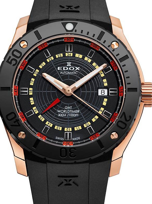 EDOX Class-1 GMT Worldtimer