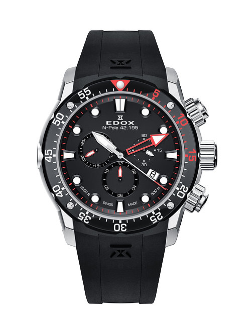 Edox Chrono-Offshore North Pole Limited Edition