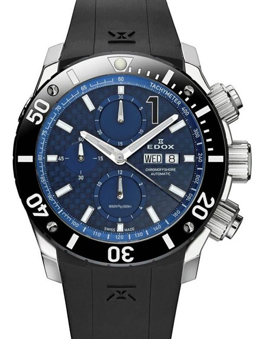 EDOX Chrono-Offshore Automatic ED011143BUIN front view