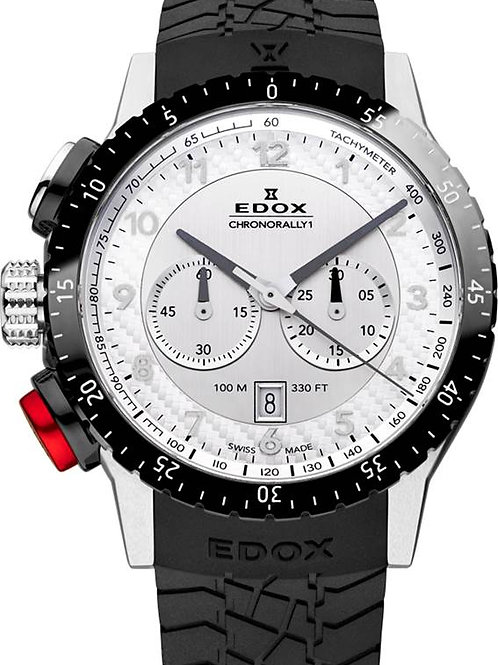EDOX Chronorally-1 ED103053NRAN front view