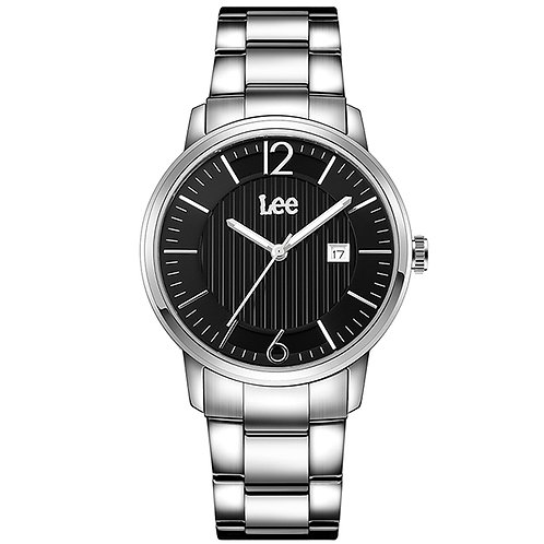 Lee 3 Hands/Date LEF-M09DSDS-1S front view