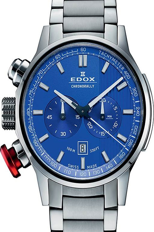 EDOX Chronorally ED103023MBUIN front view
