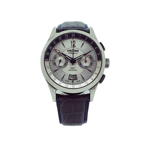 Vulcain Automatic Chronograph GMT Big Date