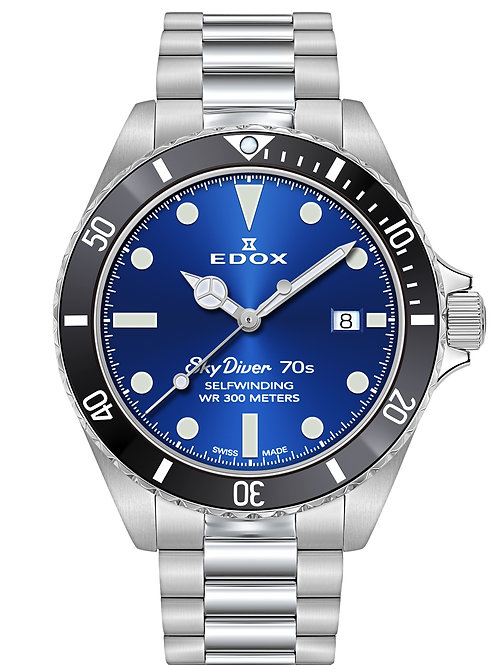 EDOX Skydiver ED801123NMBUI front view