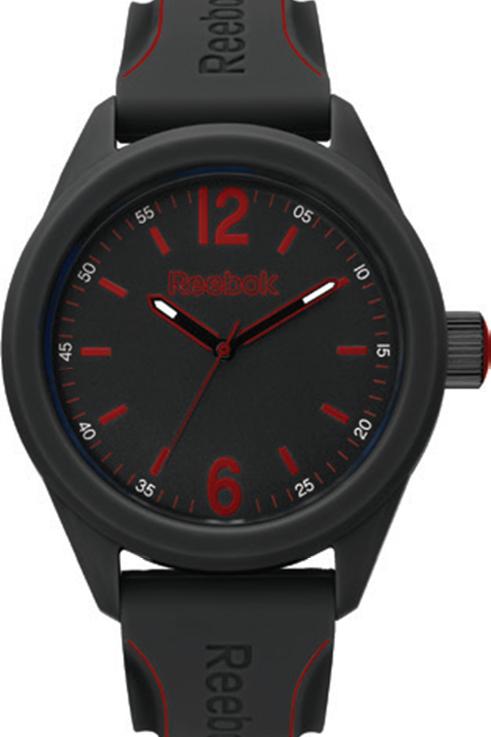 REEBOK Spindrop Speed Men Black/Red- RF-SDS-G2-PBIB-BR front view