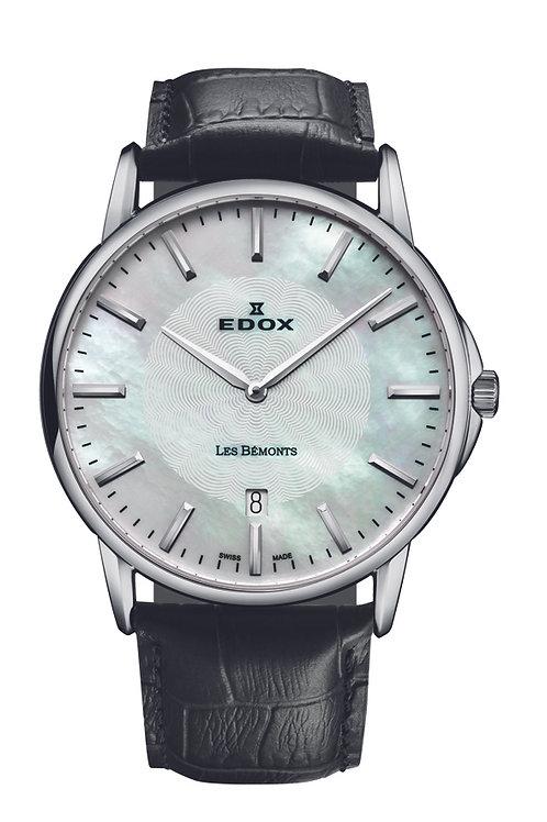 Edox Les Bemont ED56001-3-NAIN front view