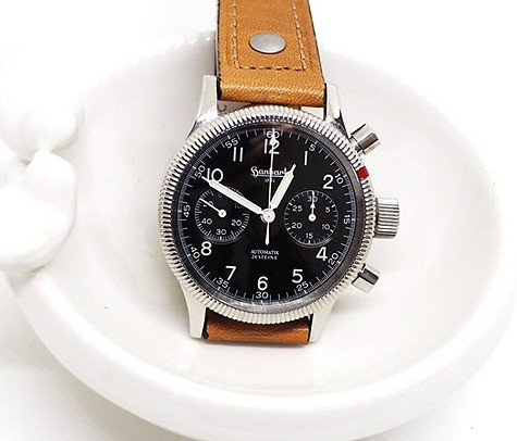 Hanhart Admiral-Perfect Pilot Watch
