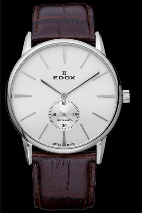 Edox Les Bemont Small seconds Handwinding