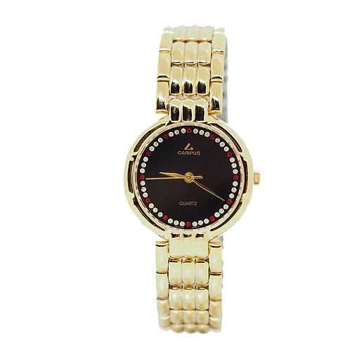 CAMPUS Classic Crystal red black/gold