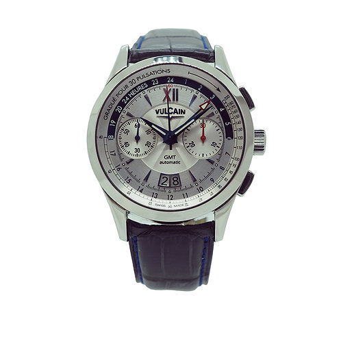 Vulcain Automatic Chronograph GMT Big Date
